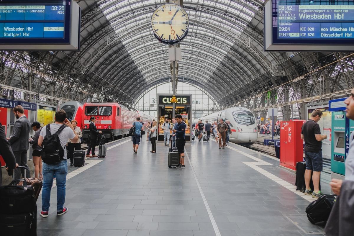 Train Infotainment System
