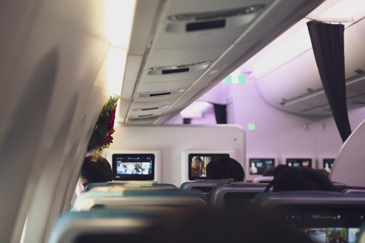 Divertissement d'avion